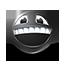 {black}:grinning: