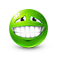 {green}:sweaty: