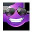 {violet}:cool:
