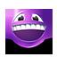 {violet}:grinning: