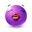 {violet}:kiss: