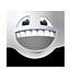 {white}:grinning: